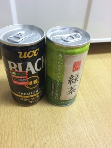 モコちゃんロアちゃん宅からいつも飲み物を頂きます